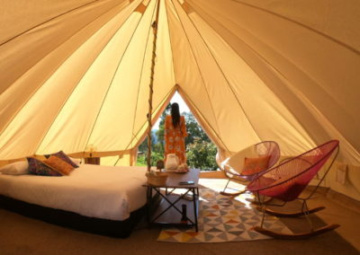 GLAMPING VALLE DEL COCORA