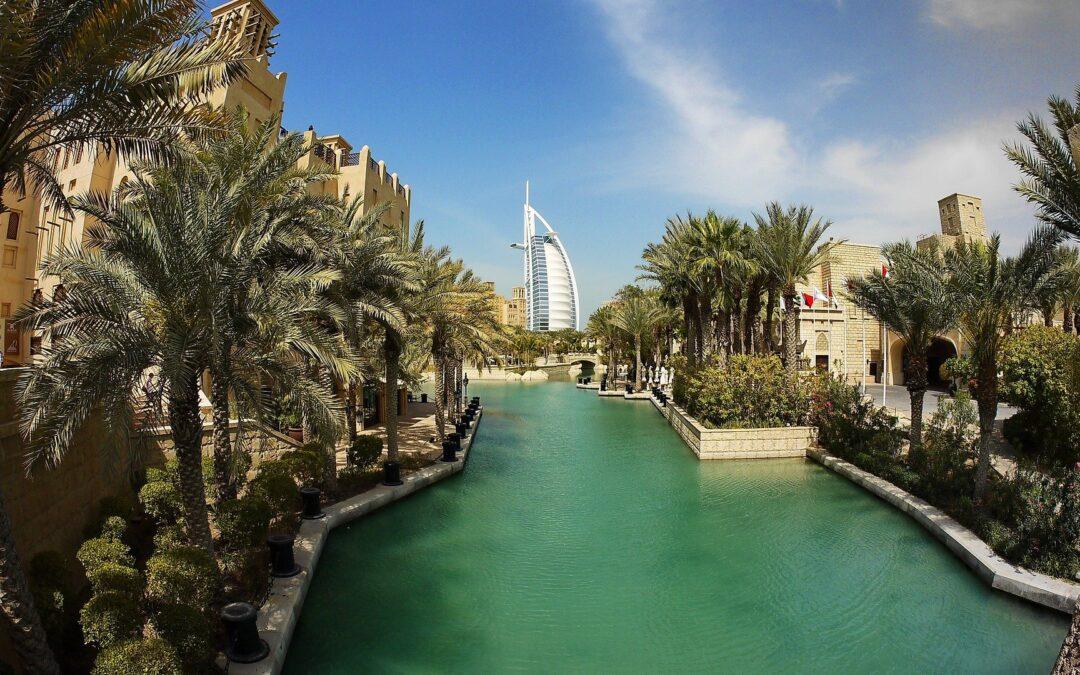 DUBAI EN 5 DÍAS