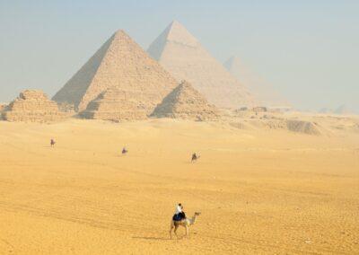 EGIPTO: EL CAIRO – MEMPHIS – SAKKARA