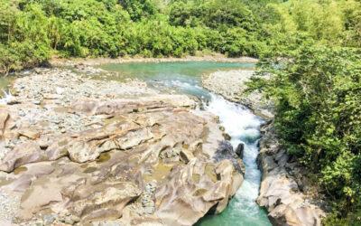NATURALEZA ES RÍO GÜEJAR ¡Majestuoso cañón y belleza del Charco Azul!