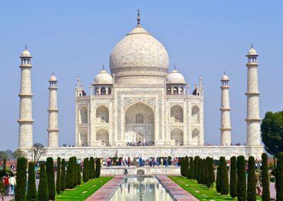 INDIA: TRIANGULO DORADO